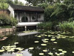 ついでなので古猗园にも立ち寄る。個人所有の中国庭園だったようだが、すごく立派である。たった12元で入れるとは価値ありですね。