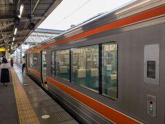 ■沼津駅 (静岡県沼津市)  東海道線との接続駅、沼津に到着。  特急あさぎりが沼津駅に来ていた時代が懐かしいです...