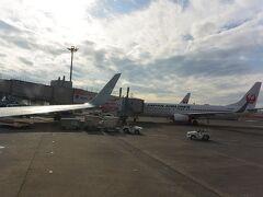 余裕をもって空港に行ったつもりだったのに なぜだかバタバタになってしまって ひさしぶりの羽田空港だったのに 空港内画像はなく、機内での画像からになってしまいました。