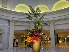 18時頃、新横浜プリンスホテルにチェックイン。 地元に住みながらなんだかんだで2回目か3回目の宿泊。