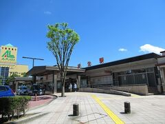 武生駅前はな~んにも無い感じに見えます。 しかし、実は観光スポットが色々ある武生駅。 また来年になったら行こうと思います。