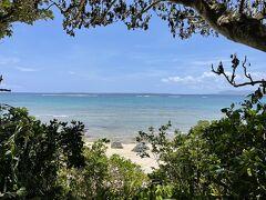 お昼を食べたら、 亀岩側からの西の浜は諦めて、黒島研究所の先の保慶海岸方面から西の浜へ。