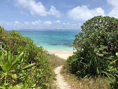 西の浜の入り口です。  大好きな西の浜ですが、今回、黒島へ来て始めて寄ります。 なぜ、来なかったかと言うと。。。