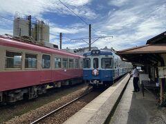 銚子駅の一つ手前の仲ノ町で降ります。