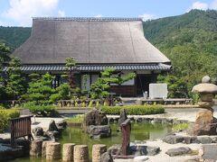 このあたり一帯は旧浅井町(平成の大合併で長浜市に編入)。 旧浅井町の郷土資料館へ立ち寄ります。
