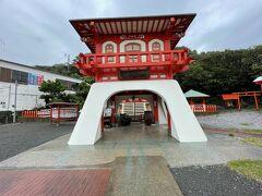 ここ龍宮神社には、浦島太郎がここから竜宮城に旅だったという伝説があり、この神社は乙姫様を祀ってある