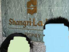 今回はShangri-Laホテルに宿泊致します。 普段の旅行なら予算にあったホテルにするのですが、新婚旅行ということもあり良いホテルを予約。