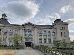 新潟方面に戻り歴史博物館へ。