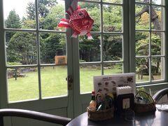 ガイドブックにも掲載されてた「太正浪漫喫茶室」さんに入店!