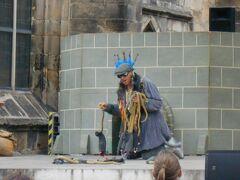 ねずみの王様 今風の衣装でおもしろい。