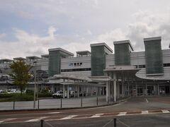 福井駅です。