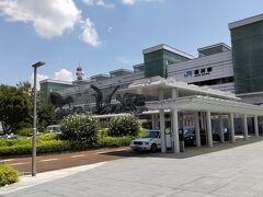 ●JR福井駅  この夏2回目の18切符の旅。 大阪からJR福井駅にやって来ました。
