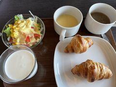 3日目スタート! ホテルで朝食をいただきます。