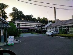 こちらは明治33年創業の機械製糸工場の常田館製糸場。