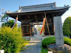 奈良時代、上田の地に建立された信濃国分寺。