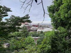 翌日、東海市に大仏があると知って、大仏のある聚楽園公園へ。  テレワークでどうしても運動不足になるので、散歩の時間を増やすこともこの旅行の大きな目的です。