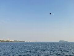 大津港新堤防