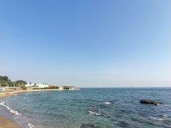 観音崎ビーチ