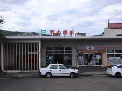 南小樽駅から札幌に戻ります(終)