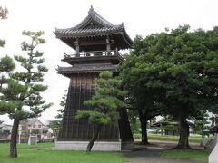 七里の渡し。(宮の渡し公園) 熱田(宮)は江戸時代東海道の最大の宿場だったそうです。