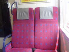 京急蒲田から 三田まで向かいます。 2100系 車両は泉岳寺までの運用です。 *2100系車内