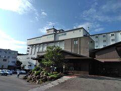 宿泊するホテル、北こぶし知床 ホテル&リゾートへ無事に到着!