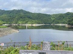 5月23日は城山湖にやってきました。今日は城山湖の周りを一周する予定です。