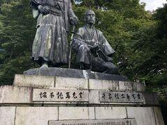 坂本龍馬先生と中岡慎太郎先生