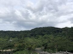 円山公園にいきました