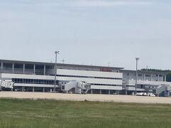 1時間ほどで福島空港に到着。