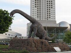 せっかくなので、恐竜にも会って行こうと。  恐竜博物館は2016年の旅行記で https://ssl.4travel.jp/tcs/t/editalbum/edit/11139995/