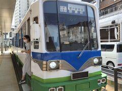 ●福井鉄道 福井駅  予定より少し遅れましたが、無事に福井駅に到着をしました。 これから、石川県へ入ります。