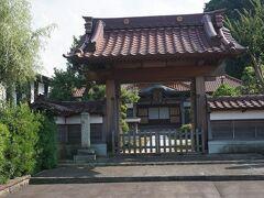 ●全昌寺  その中の一つ、全昌寺。 大聖寺城主山口玄蕃頭宗永公の菩提寺です。 曹洞宗のお寺さんです。 ここは、芭蕉が、奥の細道の行脚の際に宿泊されたお寺でもあります。