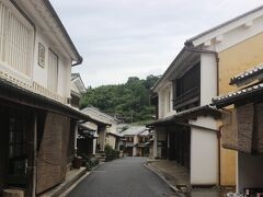 内子町は江戸時代から明治時代にかけて木蝋の生産で栄えた町です。 江戸時代は大洲藩に属していましたが、城のある大洲よりも栄えていたとか。
