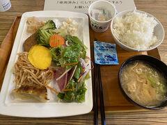2日目です。 ホテルで朝食をいただきました。