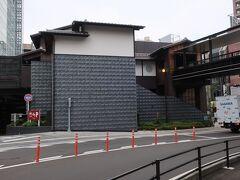ちょうど「ミナカ小田原」の辺りに到着しました!。