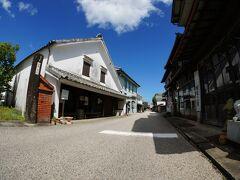 鹿島市浜中町八本木宿伝統的建造物群保存地区