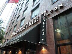 本日の宿泊先  ダブルツリー バイ ヒルトン ホテル ニューヨーク タイムズスクエア ウエスト