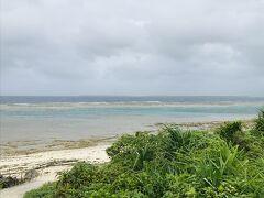 チャリンコダッシュで、仲本海岸に行ってみました。 南側に面する海は、比較的穏やかです。