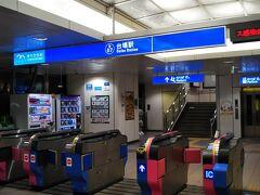 ゆりかもめの「台場駅」です。