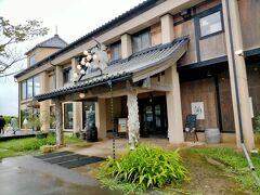 伊根に向かう途中見つけた気になっていたワイナリー 帰りに寄ってみました。 天橋立で江戸の中期から続く老舗旅館直営のワイナリーだそうです。