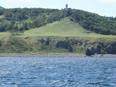 知床岬灯台。