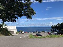 15時過ぎにランプの宿の入口、聖域の岬に到着