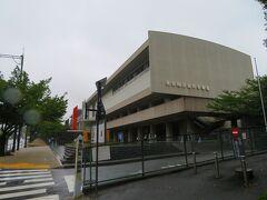 駅から3分、今回訪れたのは東京国立近代美術館。