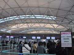 お腹いっぱいになって、西江大駅から弘大入口駅で空港鉄道に乗り換えて仁川国際空港駅へ、帰途につきます。  2泊3日の妄想鉄道旅行、いつになったら行けるんでしょう。