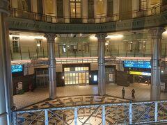 「東京駅赤レンガ舎 南ドーム」です。