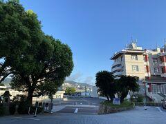 おはようございます。 2日目の朝です。 この日もいい天気に恵まれました。 サクッと近所を走ってこようと思います。