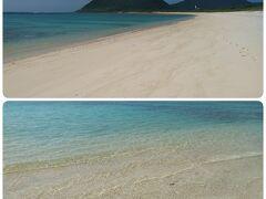ほんとに誰もいない米崎海岸で ひとり泳ぎます!