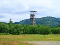 こちらは、旧三井砂川炭鉱中央立て坑