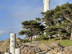 日御崎灯台まで車で30分弱です。